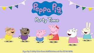 Download Peppa Pig - Party Time gameplay (app demo) Video