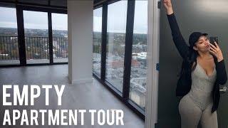Download MY NEW EMPTY APARTMENT TOUR VLOG! IMSOHAPPYOHMYGAWD Video