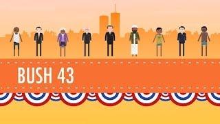Download Terrorism, War, and Bush 43: Crash Course US History #46 Video