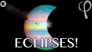 Download Craziest eclipses in the solar system Video