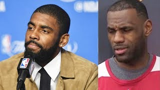 Download Kyrie Irving Thought LeBron James Wanted To Trade Him, Kyrie Irving Trade Video
