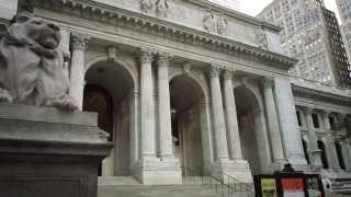 Download Inside The New York Public Library: The Stephen A. Schwarzman Building Video