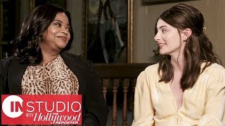 Download Octavia Spencer & Diana Silvers on The Villainous Layers of 'Ma' In Studio Video