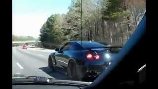 Download Nissan GT-R vs Ford Mustang Cobra Video