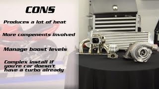 Download Superchargers vs Turbo Kits: Which to Choose? Video