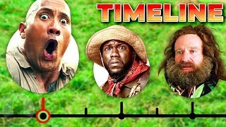 Download The Complete Jumanji Timeline...So Far | Cinematica Video