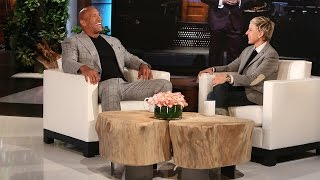 Download Dwayne Johnson Shows a Classic TBT Video