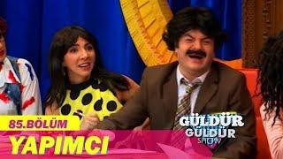 Download Güldür Güldür Show 85. Bölüm, Yapımcı Skeci Video