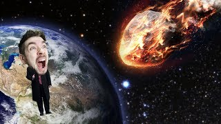 Download YOU HAVE 60 SECONDS TO LIVE   Meteor 60 Seconds Video