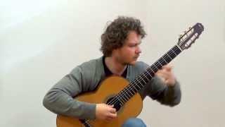 Download Francisco Tárrega - ″Capricho Arabe″ (Artiom Galuza) Video