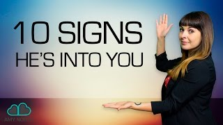 Download Subtle Signs He's Into You (Body Language SECRETS) Video