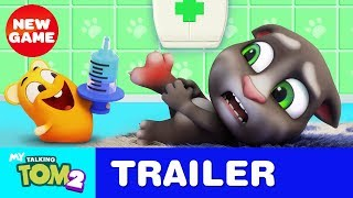 Download Can You Handle My Talking Tom 2? NEW GAME Official Trailer #2 Video