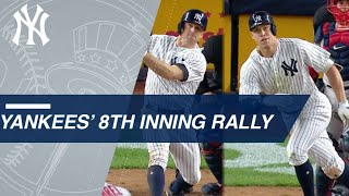 Download Yankees rally off Kimbrel in the 8th to take the lead Video