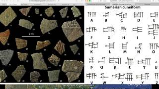 Download Anunnaki Origins, 60,000 Y/O Language Discovered - Engravings, Parallels, Sumerian Alphabet Video