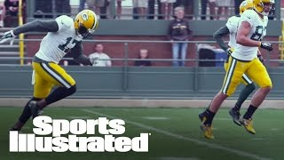 Download Green Bay Packers wide receiver Davante Adams | Rising Stars | Sports Illustrated Video