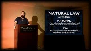 Download The Definition of Natural Law Video