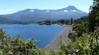 Download Lago Panguipulli - Febrero 2014, Region de los Rios, Chile Video