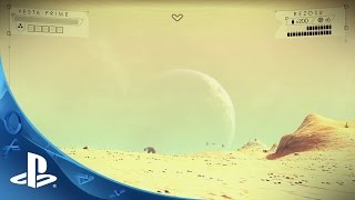 Download No Man's Sky - Gameplay Trailer | PS4 Video