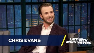 Download Chris Evans Told His Mom When He Lost His Virginity Video