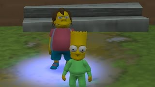 Download The Simpsons Hit & Run - Mischievous Night Mod By Will Johnson Video
