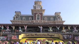 Download Magic Kingdom Welcome Show at Park Opening Walt Disney World HD 1080p Video