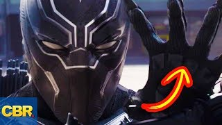 Download 10 Hidden Superpowers You Didn't Know Black Panther Had Video
