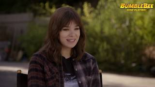 Download Bumblebee (2018) - Hailee Steinfeld Featurette - Paramount Pictures Video