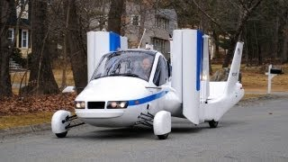 Download ► Flying Car - Terrafugia Transition street-legal aircraft Video