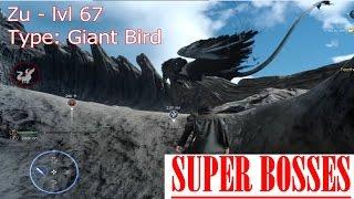 Download Final Fantasy 15: All Secret- and Super Bosses [Part 1/3] - (FF XV Boss Fight Exhibition) Video