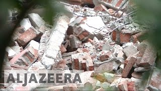 Download Indonesia quake: Thousands left homeless in Aceh province Video