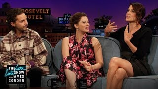 Download Cobie Smulders, Rachel Bloom & Shia LaBeouf Are Children of the '90s Video