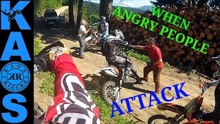 Download Crazy Angry People vs Bikers Video