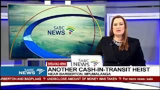 Download Mpumalanga police confirm the Barberton heist Video