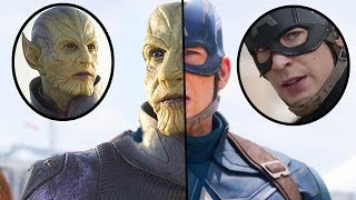 Download Why Captain America Will Actually Be A Skrull In Avengers 4 Video