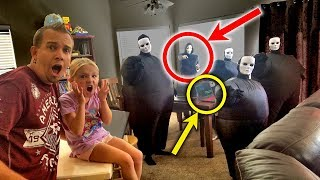 Download Breaking Into Game Master's House of Chubby Hackers!!! Top Secret Laptop Found! Video