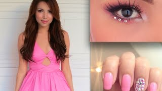Download PROM PERFECT Make-up ,Hair and Nails !!! Video