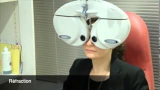 Download Adaptation des lentilles d'orthokératologie Ophtalmic Overnight Video