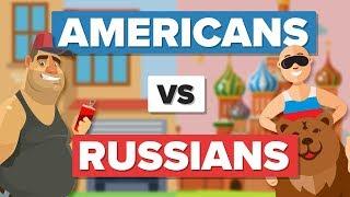 Download Average American VS Average Russian - People Comparison Video