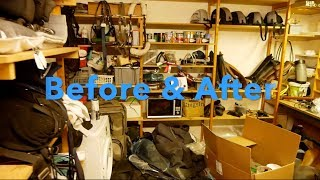 Download 2 BOYS TRY AND GIVE THEIR TACK ROOM A MAKEOVER Video