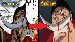 Download One Piece - 5 Manga & Anime Differences Video