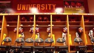 Download USC Football - Behind The Uniform - Locker Room Set-Up Video