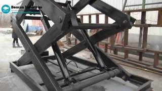 Download stationary scissor lift FSL 5-3.5 Video