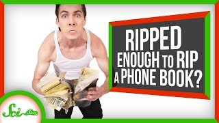 Download Can You Rip a Phone Book in Half? Video