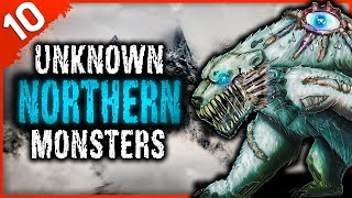 Download 10 Terrifying Unknown Creatures Seen in the North | Darkness Prevails Video