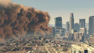 Download GTA 5 - The End Of Los Santos 8: Sandstorm Haboob Video