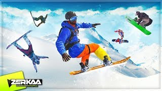 Download NEW X-GAMES DLC with MULTIPLAYER MODE in STEEP! (Steep) Video