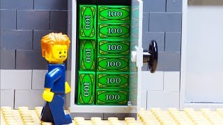 Download Lego Bank Money Transfer Robbery Video