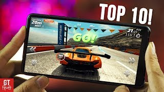 Download 10 BEST ANDROID RACING GAMES 2017: NO Asphalt and Real Racing (Hindi- हिन्दी) Video