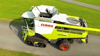 Download CLAAS LEXION 780 - Follow Me To Agritechnica 2015 #fmtagt Video