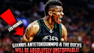 Download Giannis Antetokounmpo & The Milwaukee Bucks Will Be Absolutely Unstoppable! Video